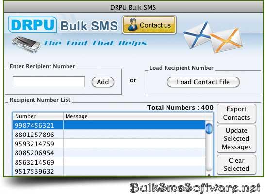 Bulk SMS Mac